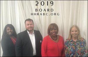 HHARBC 2019 Board