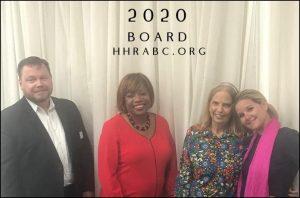 HHRABC 2020 Board